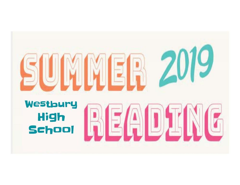 Summer Reading for WHS Students