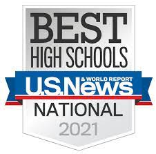U.S. News and World Reports Best High Schools 2018