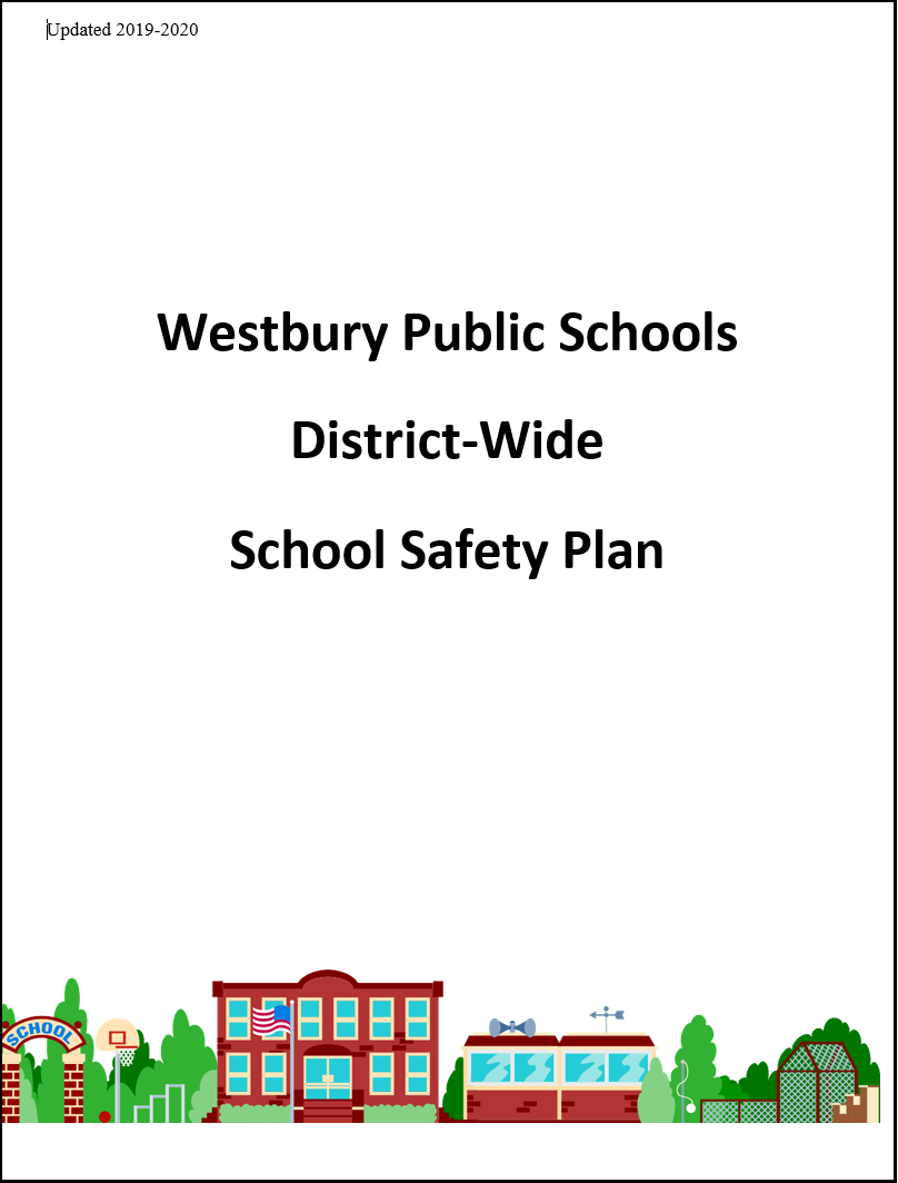 Draft Districtwide Safety Plan and Memorandum of Understanding